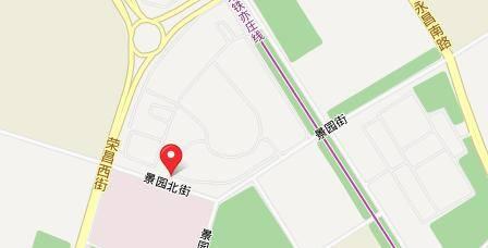 BDA国际企业大道Ⅱ地图 - BDA国际企业大道Ⅱ在哪里?