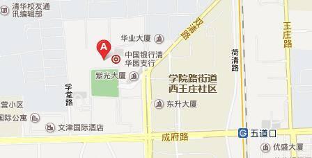 清华科技园创新大厦地图 - 清华科技园创新大厦在哪里?