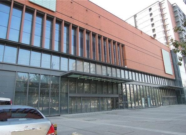 地铁1号线写字楼之紫金长安大厦