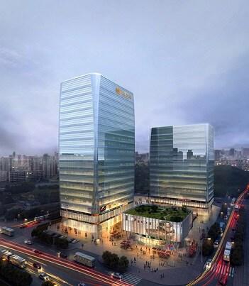 中国铁建·耀中心写字楼