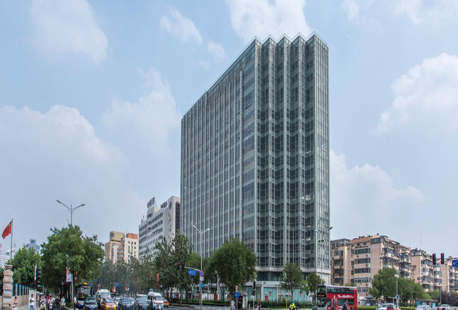 领航科技大厦(原中国艺术品大厦)写字楼
